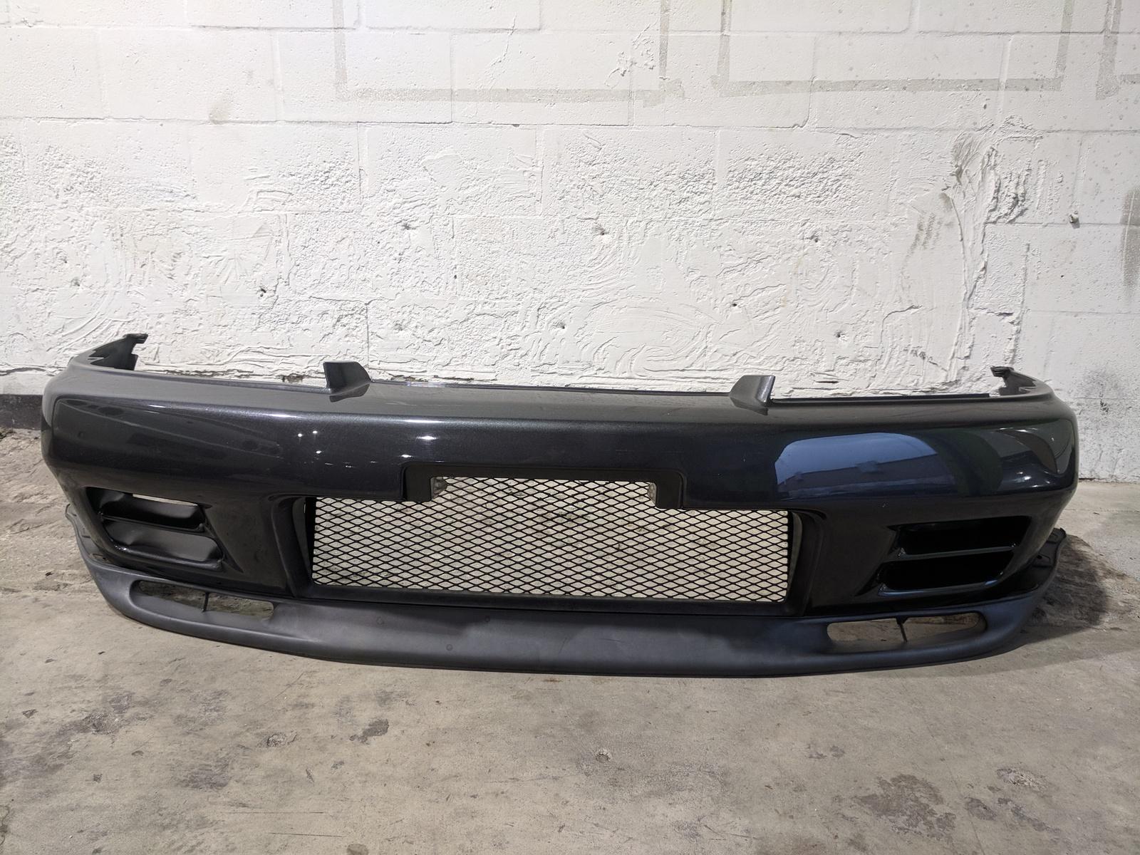 R32 Bumper w/ Lip